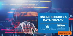 Online Security & data Privacy Webinar