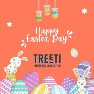 Happy Easter from Treeti Team